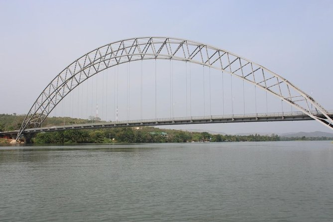 Overnight on the Volta River