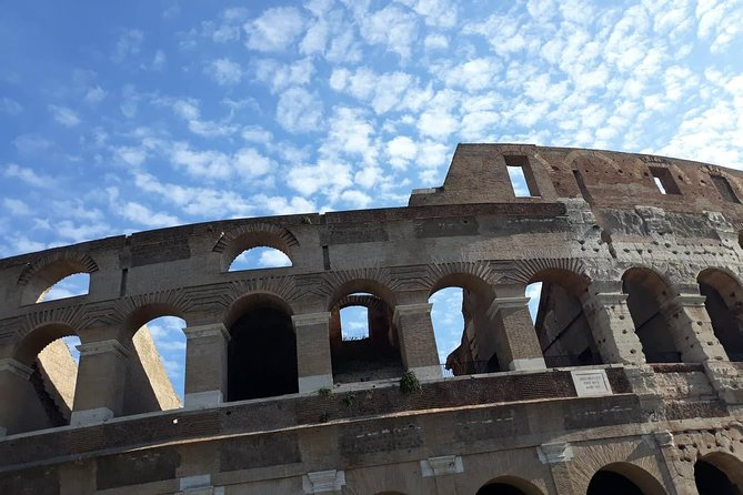 Ancient Rome and Colosseum tour