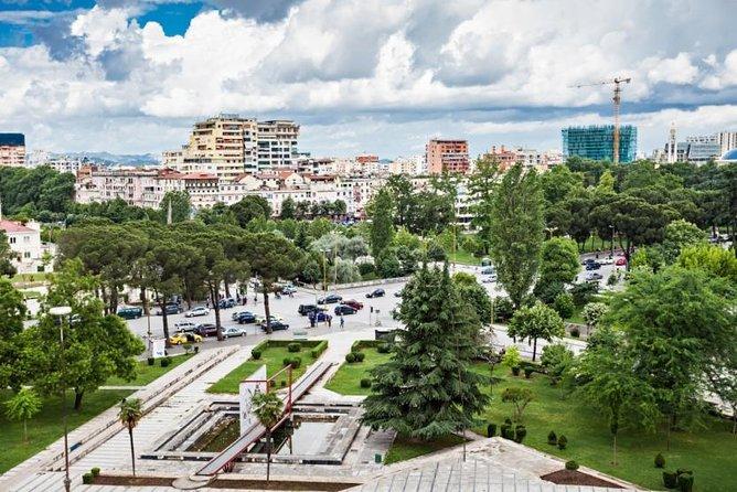 Best of Tirana city tour