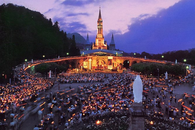 Lourdes 3 day Pilgrimage private Tour