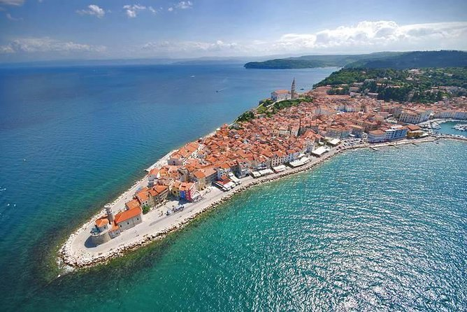 From Vienna to Dubrovnik via Slovenia in 13 days. Private tour in modern A/C van
