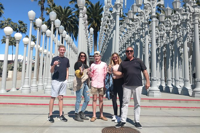2-Day Hollywood and Universal Studios Family Package From Orange County