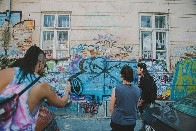 Bucharest Street Art and Local Neighbourhood Tour