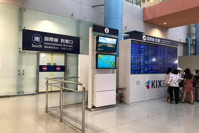 KIX Airport Transfers (to or from KYOTO) by Land Rover Discovery Sport 2018