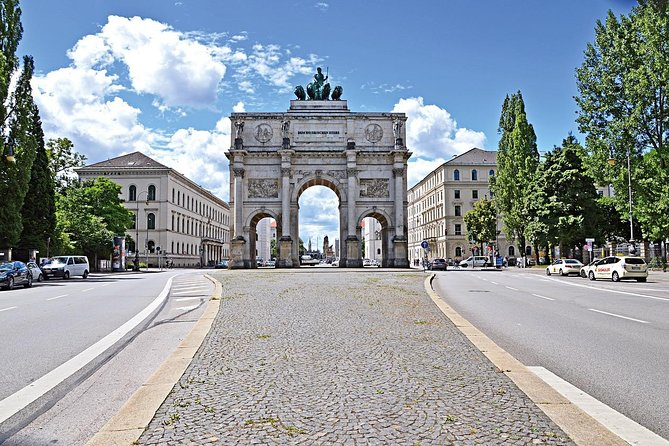 Private Transfer from Vienna to Munich, Hotel-to-hotel, English-speaking driver