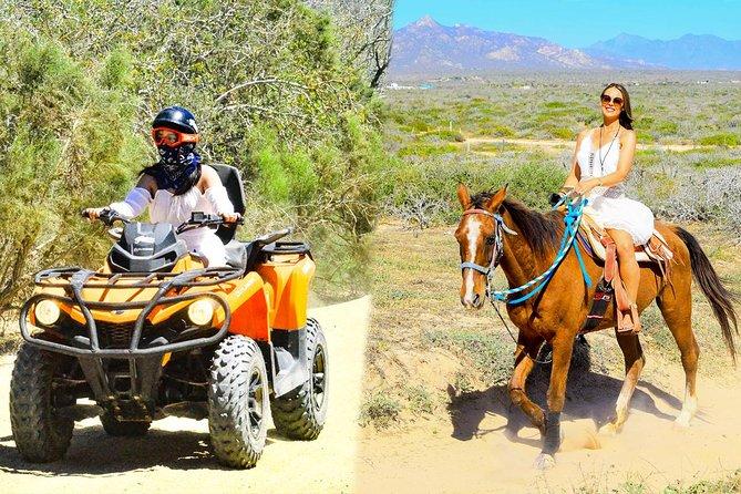 Los Cabos - COMBO Horseback Riding & ATV Tour