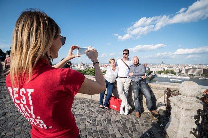 Lonely Planet-opplevelser: Buda Castle Tour inkludert billett til Matthias kirke