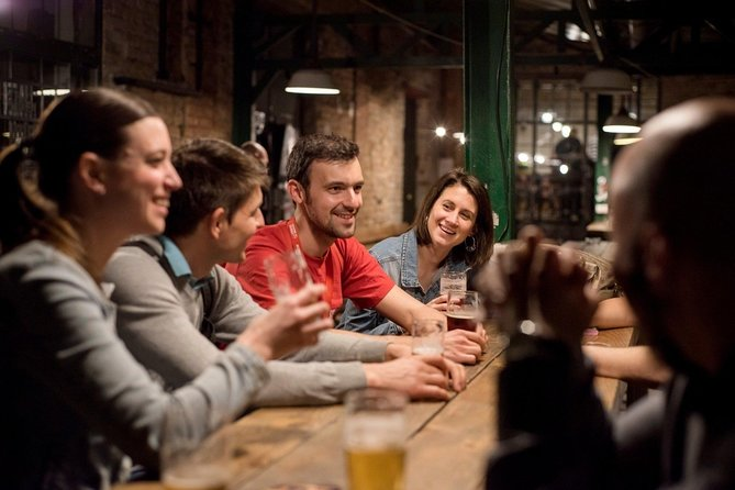 Lonely Planet Experiences: Small Group Craft Beer Tour Of Budapest