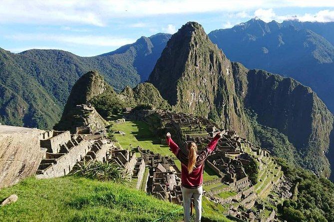 Buy entrance to Machu Picchu