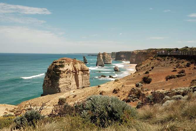 Small Group - 12 Apostles & Great Ocean Walk Day Tour from Melbourne