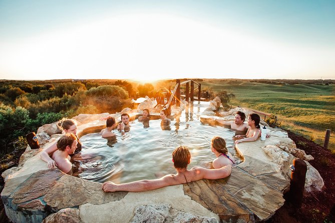Small Group: Mornington Peninsula Hike and Hot Springs Day Tour from Melbourne