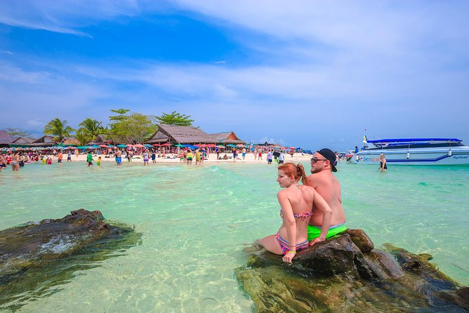 Phi Phi & Khai Island Full Day Tour from Phuket by Speedboat with Lunch