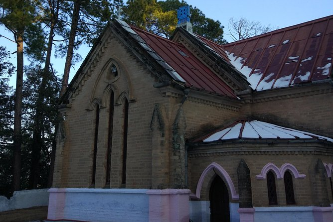 A short walk through Ranikhet