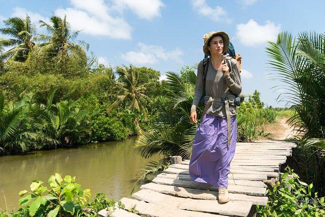 Mekong delta adventure & Kayaking day trip