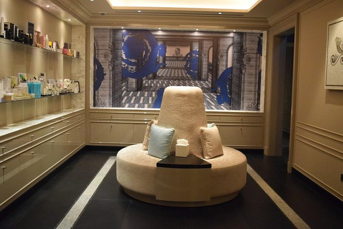 Versace 90 mins Sleep Treatment + Pool and Spa Access with 1-way Transfer