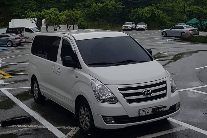Private Airport Transfer : Seoul to Gimpo/Gimpo to Seoul (up to 7pax)