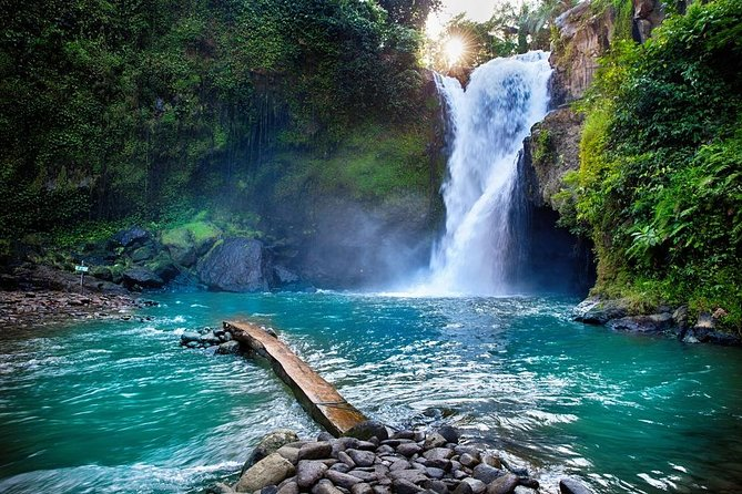 The best Three Bali amazing waterfall