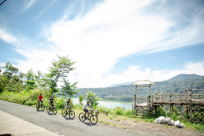 North Bali Cross Country Downhill Cycling