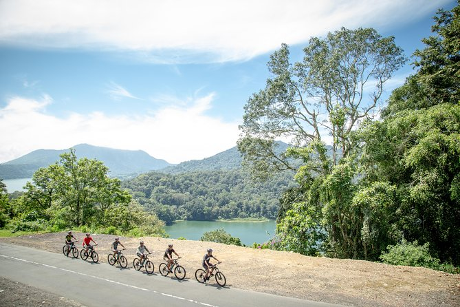 Twin Lake Bali Cycling Tour