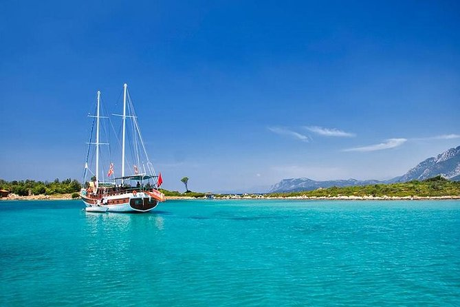 Marmaris Kleopatra Island - Gokova Boat Trips