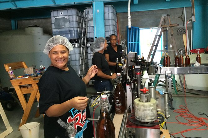Topper's Rhum Distillery Tour in St Maarten