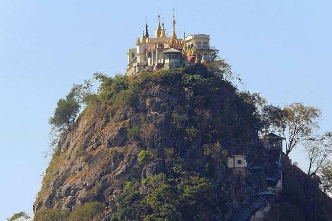 Tuk Tuk tour to Mt. Popa