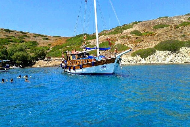 Private Daily Boat Trip around Bodrum Peninsula