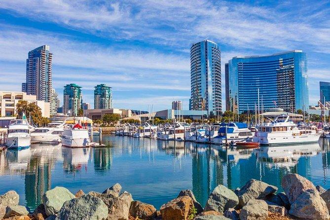 Viagem privada de um dia a San Diego 10 horas.