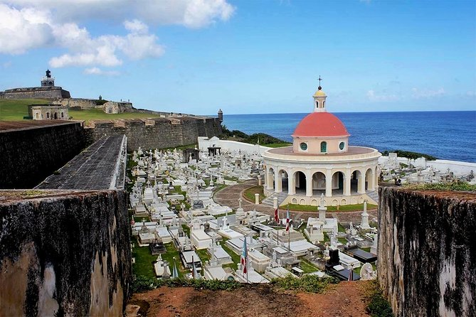 Private Historic Old San Juan + Piñones beach experience