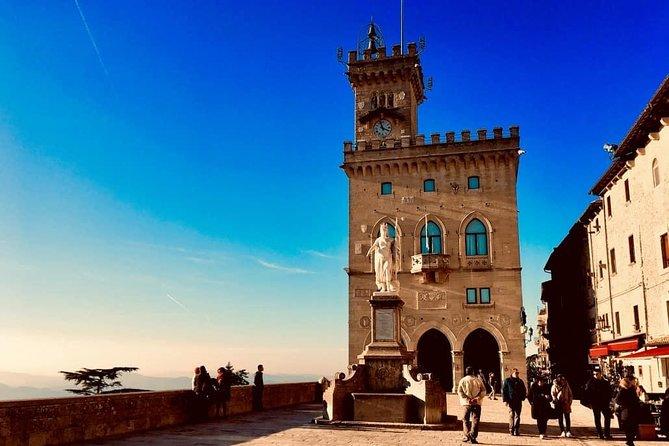 Tourist Visit of the UNESCO Historic Center - Republic of San Marino