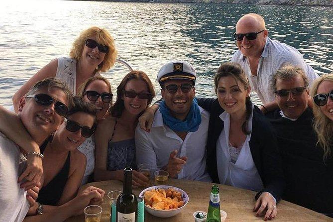 """Amalfi Coast full day tour with Cranchi 32 """""""