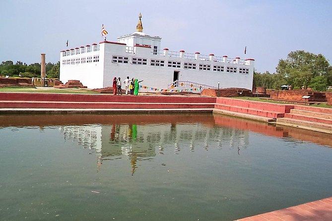 Lumbini and Kushinagar Tour from lucknow