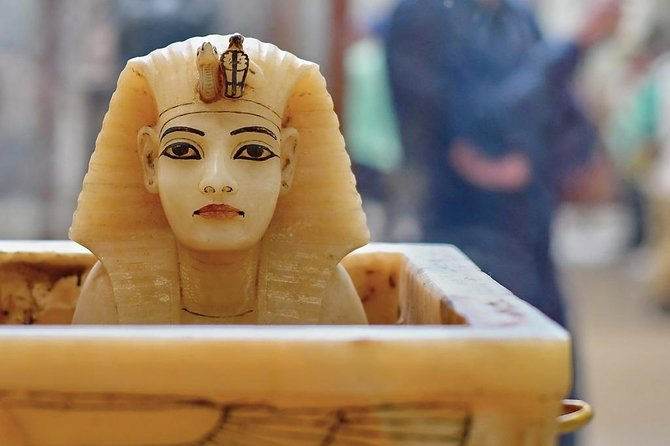 Half Day Tour to Egyptian Antiquities Museum from any Hotel