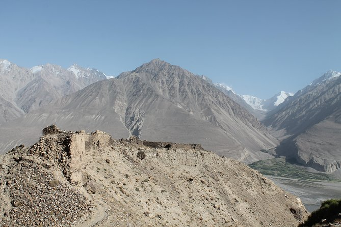 From Dushanbe to Wakhan corridor and back