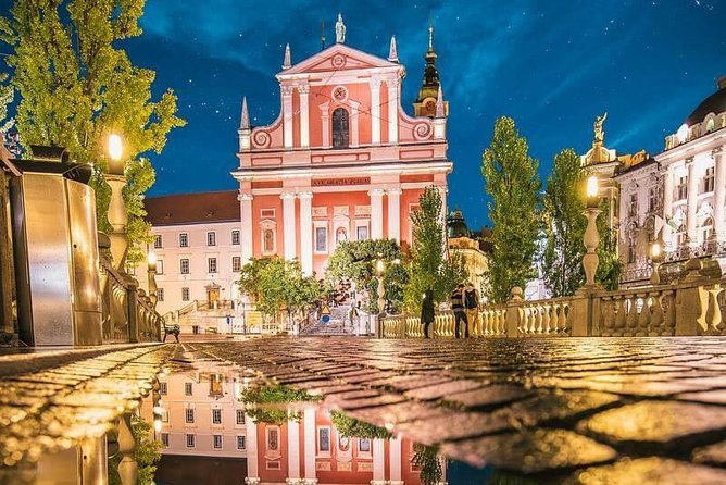 Private city tour of Ljubljana. 4 hours with a friendly and fun local guide.