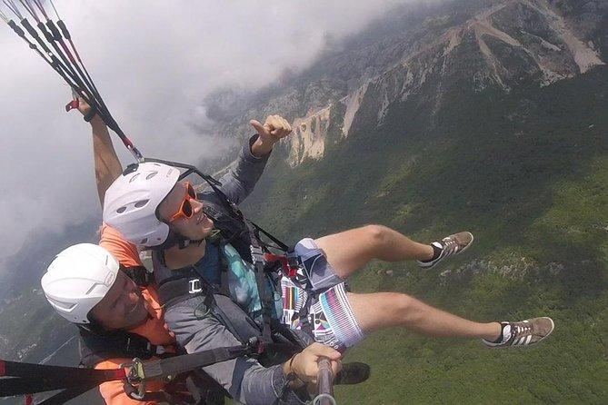 Bečići standard paragliding