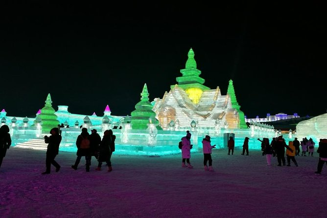 5-Hour Private Transfer to Harbin Ice and Snow World photo 4