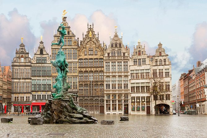 Antwerp & Ghent Bus Day Trip
