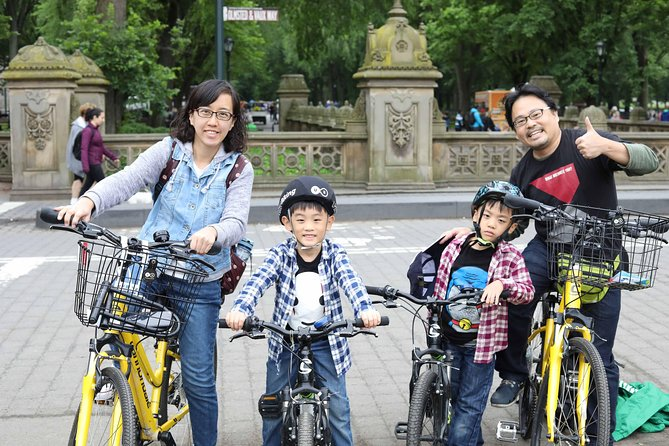 Unlimited Biking Central Park Full Day Bike Rental in New York City photo 1