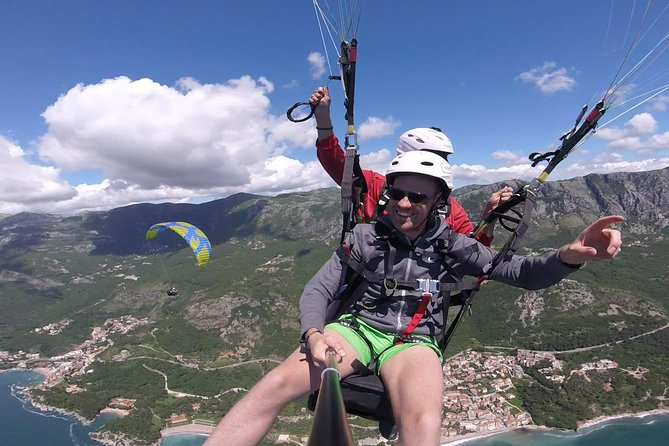 Exclusive Paragliding Montenegro