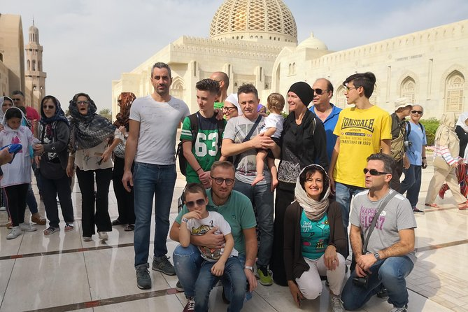 Muscat Full Day Tour,