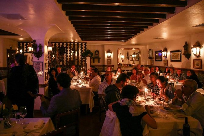 Private Night Fado Music and Dinner