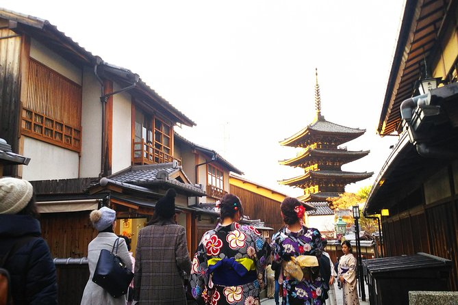 Kyoto Gion Walking & Izakaya Hopping Tour