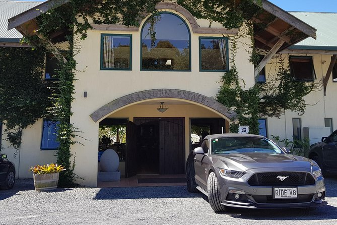 Private Wine Tour in a Mustang or 4x4