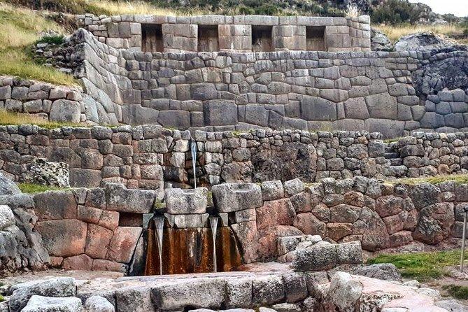 City Tour Cusco, Salineras de Maras and Andenes de Moray