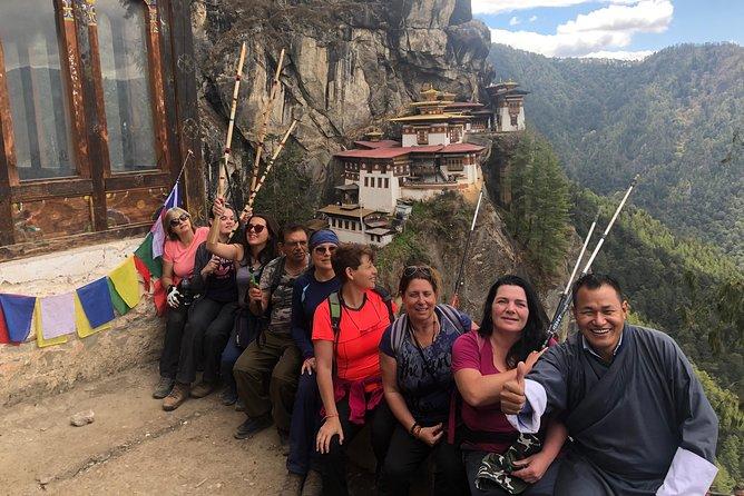 Visit Bhutan With Us