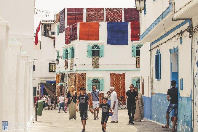 Tour from Chefchaouen to (optional) Tangier, Tetuan and Asilah