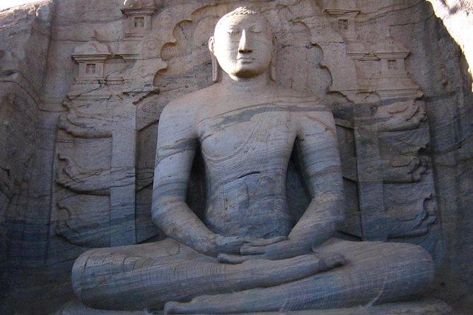 4 Days Tour To Kandy, Nuwara Eliya, Sigiriya & Polonnaruwa From Colombo