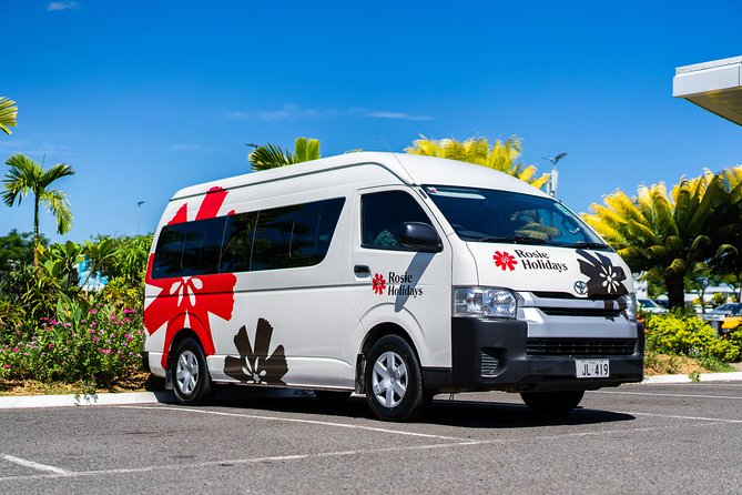 Nadi Shared Departure Transfer: Hotel to Airport