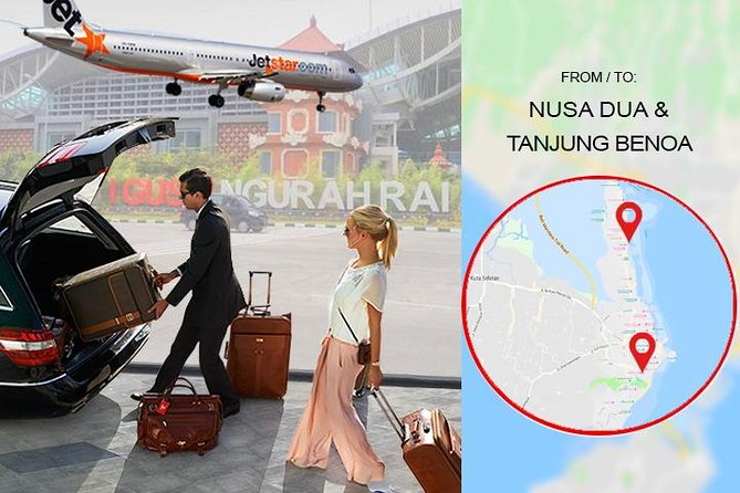 Bali DPS Airport Private Transfer from-to Nusa Dua